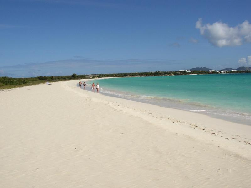 The advantage of the ferry is the dock is very near the Rendezvous Bay