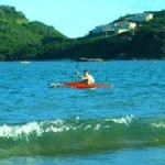 Kayaking on Ferradura Bay, Buzios