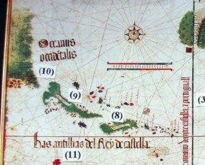 Cantino map 1502
