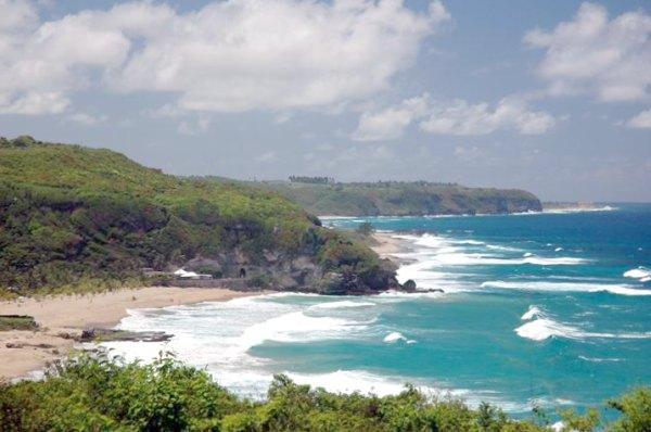 Close To Quebradillas Home The Guajataca Forest In Puerto Rico Theres Beach This Is A Surfers If Youre Not Into Surfing