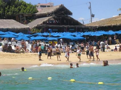 Medano beach - this beach is by the cabo san lucas marina