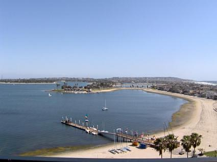 Mission Bay, San Diego CA