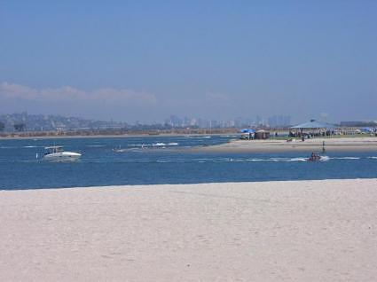 Mission Bay, San Diego, California