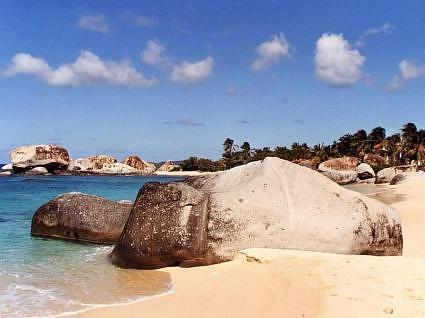 26 - british virgin islands, virgin gorda, spring bay beach