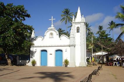 IGREJA PRAIA DO FORTE
