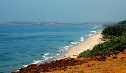 Sea Coast Ganpatipule