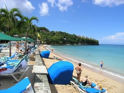 Sandals Regency La Toc - St. Lucia Golf and Spa Resort