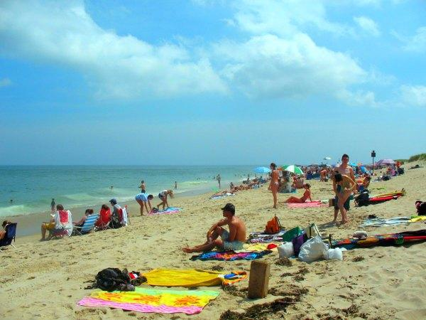 Coast Guard Beach in Cape Cod, Massachusetts