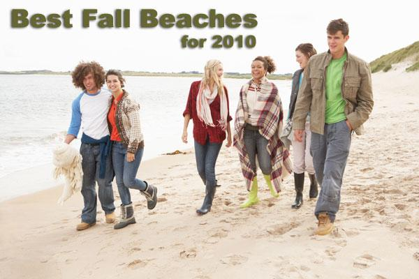 Best Fall Beaches for 2010