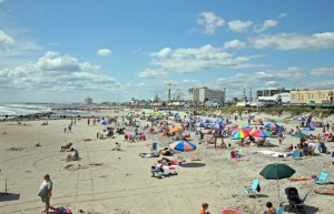Ocean City Beach, New Jersey