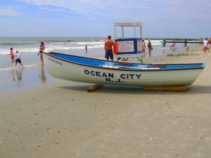 Ocean City lifeguards have good year.