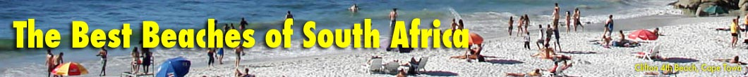 The best beaches of South Africa