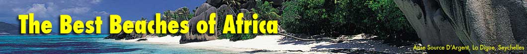 The best beaches of Africa